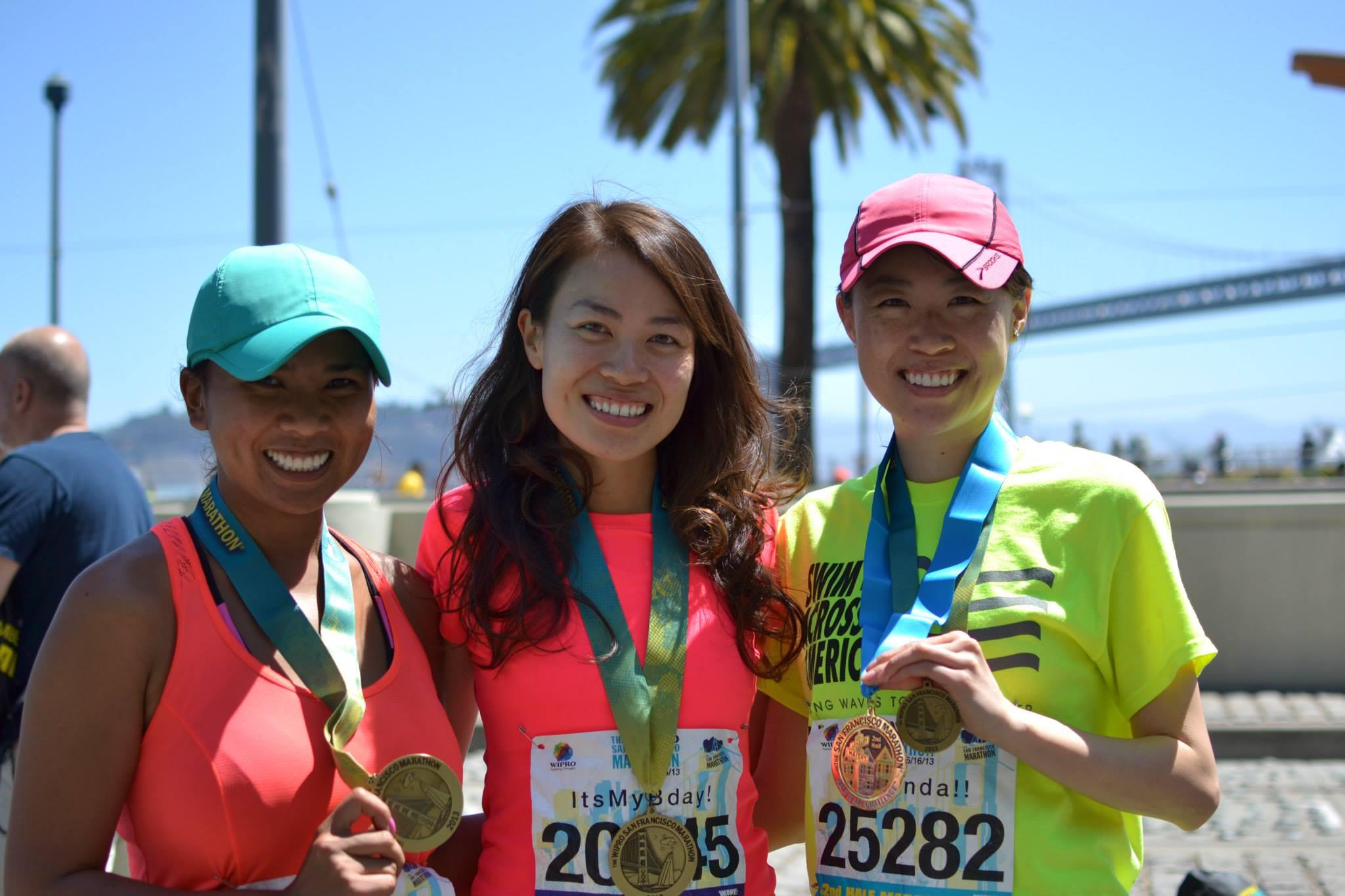SF Marathon 2013